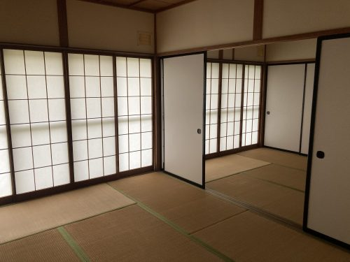 吉田5 1F和室