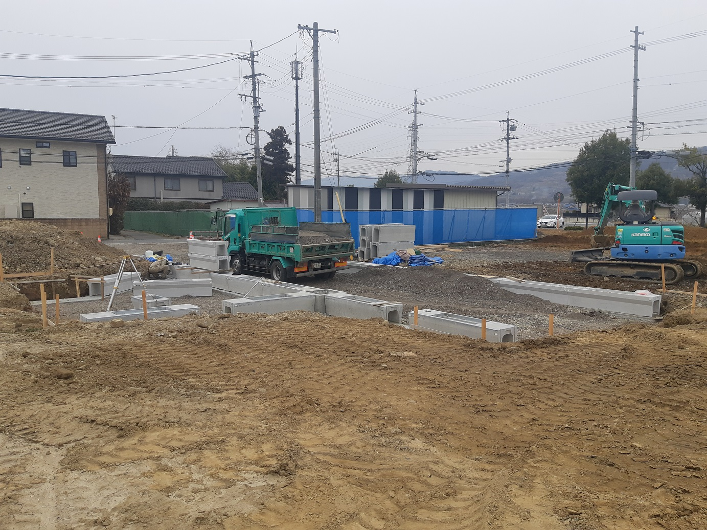 川中島町今井 全4区画