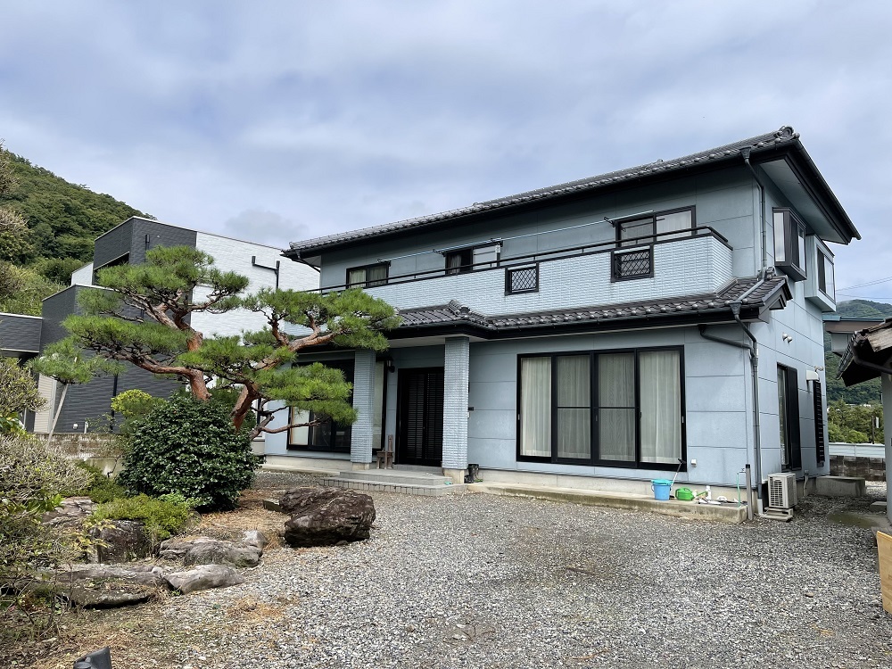 篠ノ井小松原 中古住宅