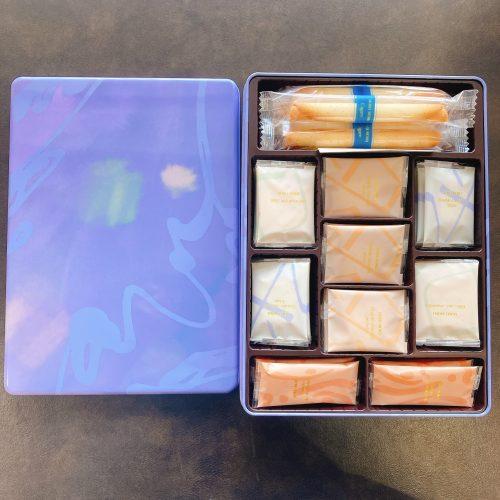 いただきものシリーズ⑬彩り箱